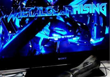 Metal Gear Rising: Revengenace Title Screen Revealed?