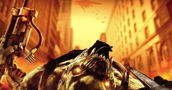 Resistance: Burning Skies Review  (PS Vita)