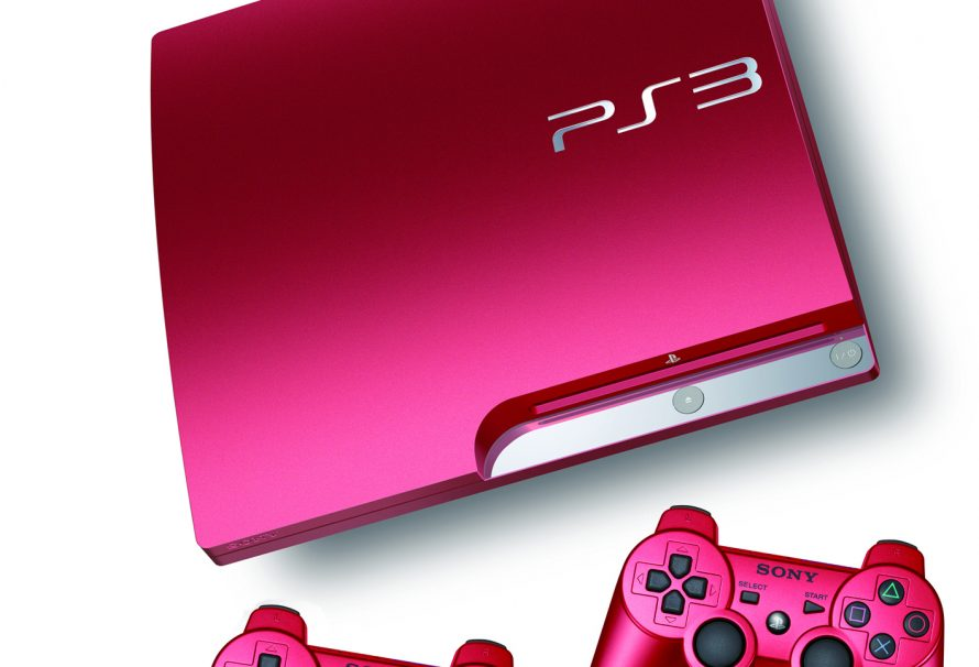 Scarlet Red PS3 Console Coming To New Zealand