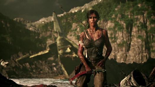 Tomb Raider Reboot Delayed Until 2013