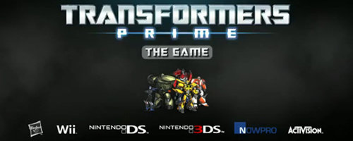 Transformers: Prime – The Game Debut Trailer