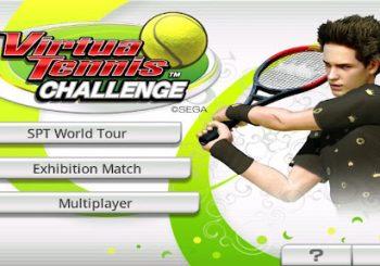 Virtua Tennis Challenge Serves Onto The App Store