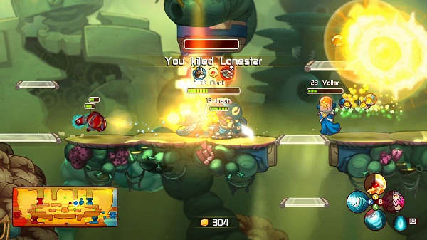 Awesomenauts Will Most Likely Won't Hit PS4 This Year