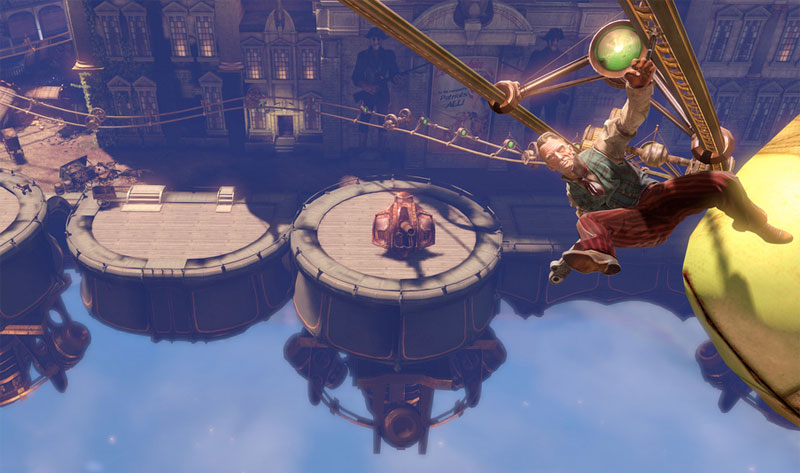BioShock Infinite Delayed to 2013