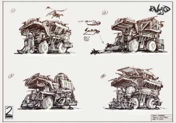 New Ravaged Concepts Released
