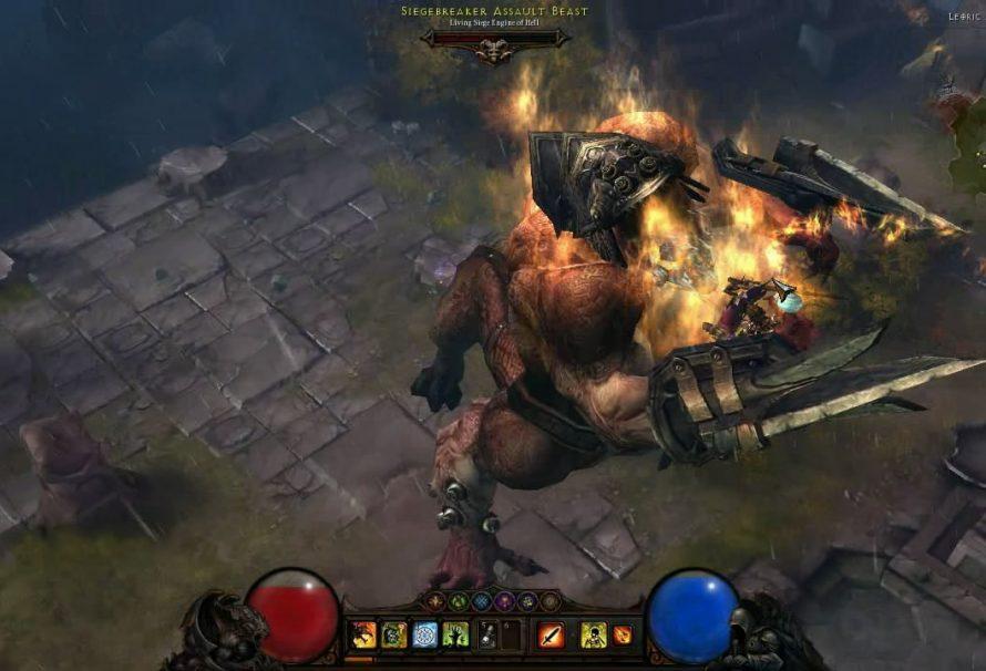 Diablo 3 Sold 6.3 Million Copies in a Week
