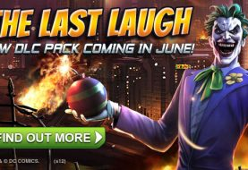 DC Universe Online Getting 'The Last Laugh' DLC this June