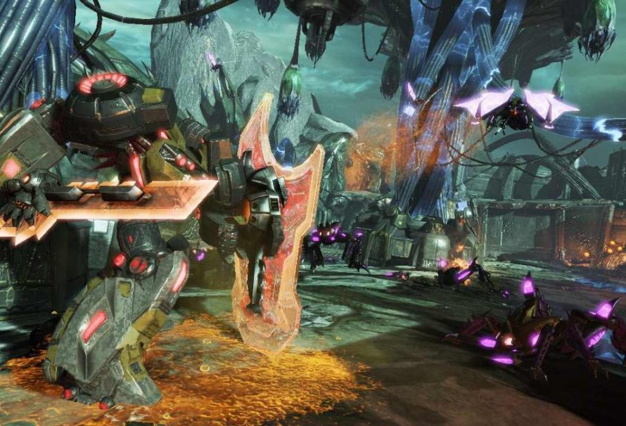 Dinobots To Appear in Transformers: Fall of Cybertron