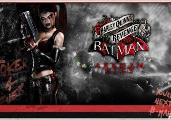 Batman: Arkham City - Harley Quinn's Revenge DLC Detailed