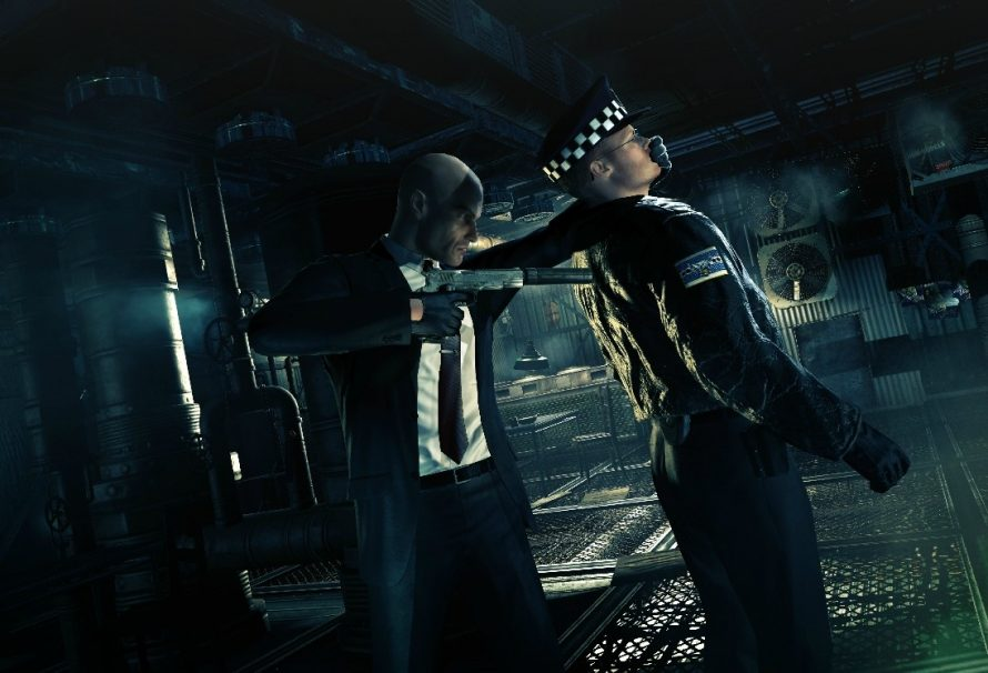New Hitman Absolution Trailer Introduces Agent 47 Just Push Start