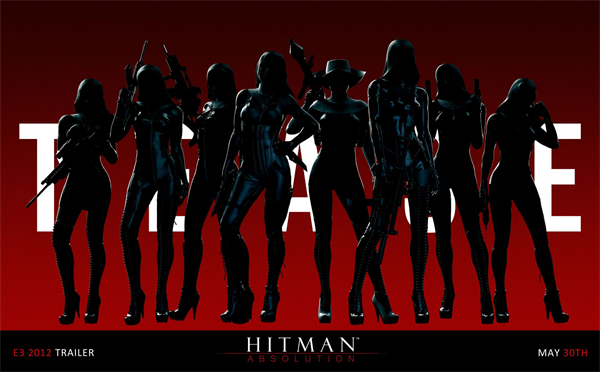 Hitman: Absolution Storytelling Video Now Out