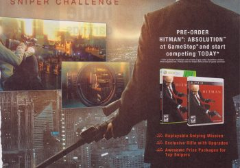 Hitman: Sniper Challenge Revealed