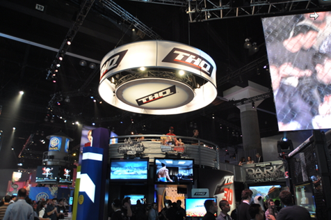 THQ Semi Absent From E3 2012