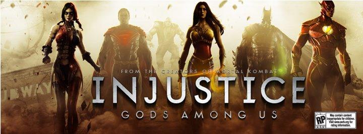 NetherRealm Reveals Injustice: Gods Among Us