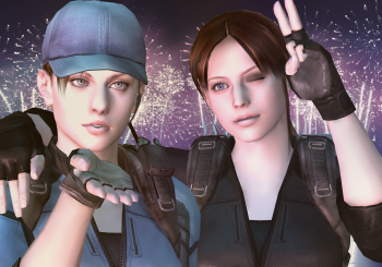 Resident Evil 6 May Include Jill and Claire