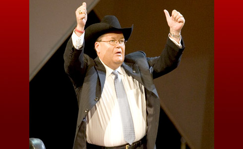 """Jim Ross Says """"Several Voices"""" To Be In WWE '13"""