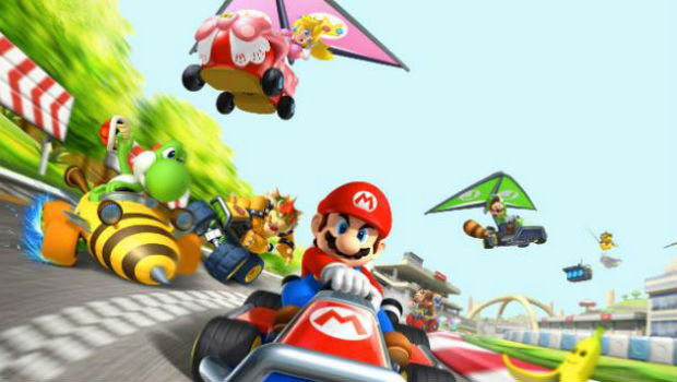 Mario Kart 7 Patch Now Available
