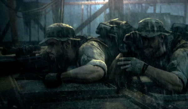 New Medal of Honor: Warfighter Trailer Released