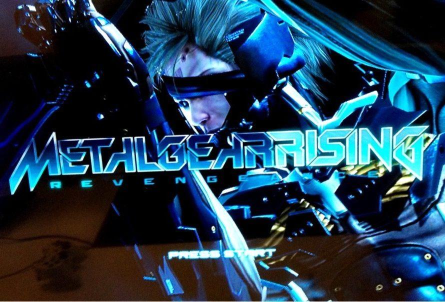 New Metal Gear Rising: Revengeance Footage Coming Very Soon
