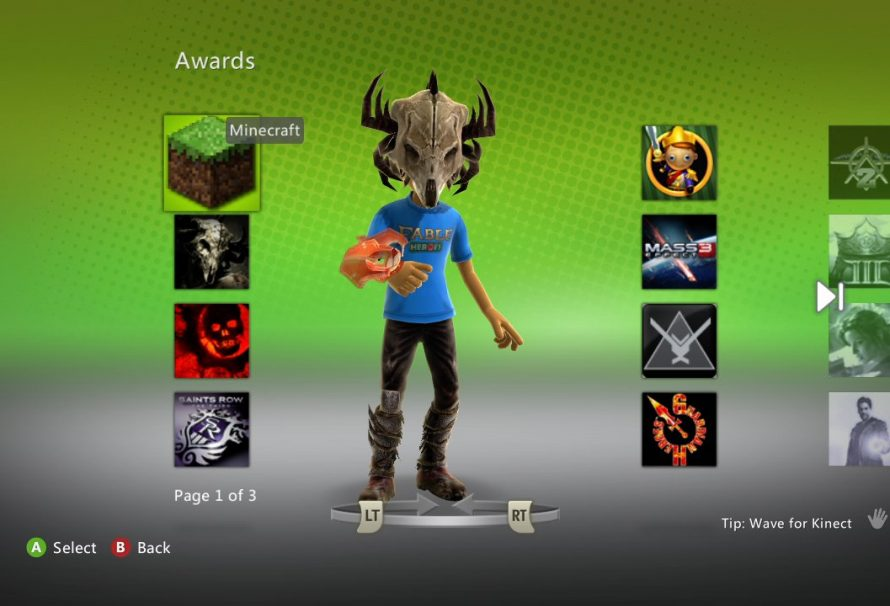 Minecraft Avatar Awards & How to Get Them