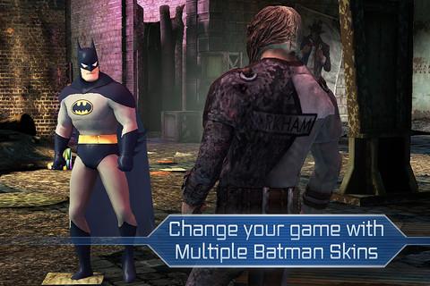 Batman Arkham City Lockdown iOS Currently On Sale