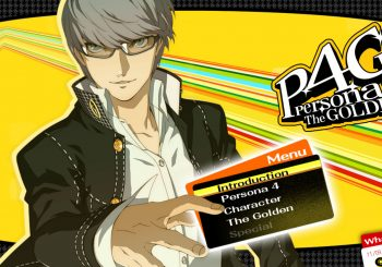 Persona 4 The Golden Opening Revealed