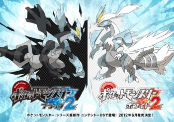 New Pokemon Black and White 2 Trailer Released