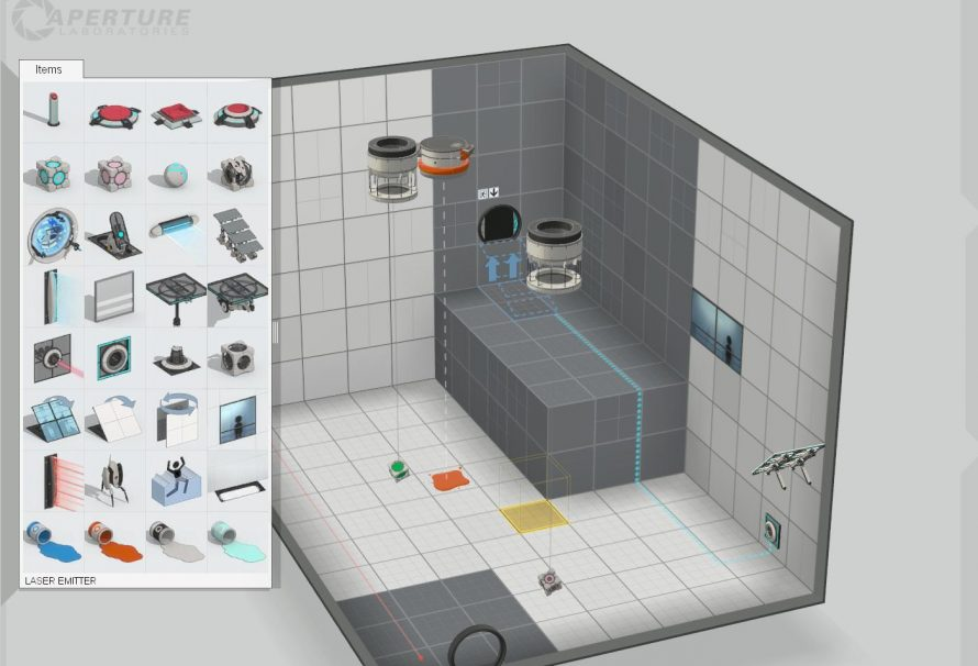 Portal 2 Perpetual Testing Initiative is Now Available