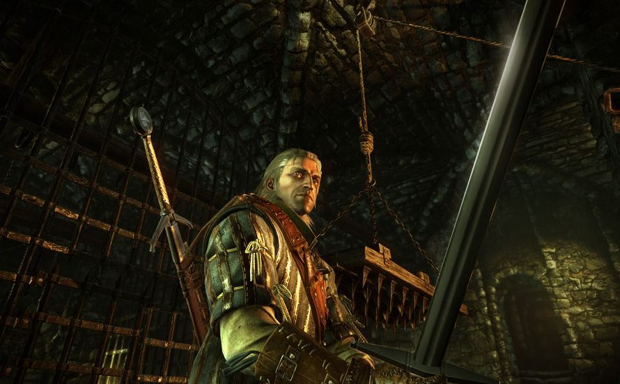 CD Projekt RED Releases a New Witcher 2 Patch