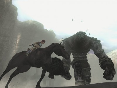 Shadow of the Colossus - PS Plus