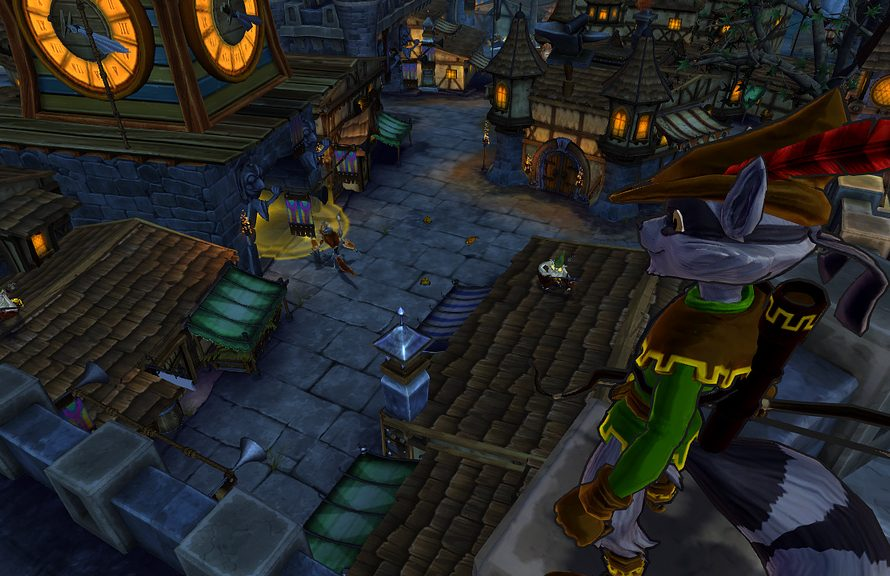 Sly Cooper: Thieves in Time Coming to the PS Vita