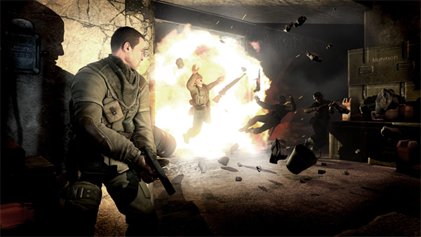 Sniper Elite V2 Remastered announced for Switch, PS4, Xbox One and PC; Coming this 2019