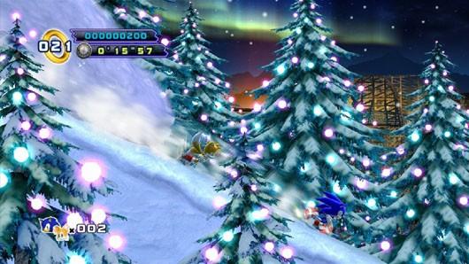 Sonic 4 Episode 2 Hands On Gameplay