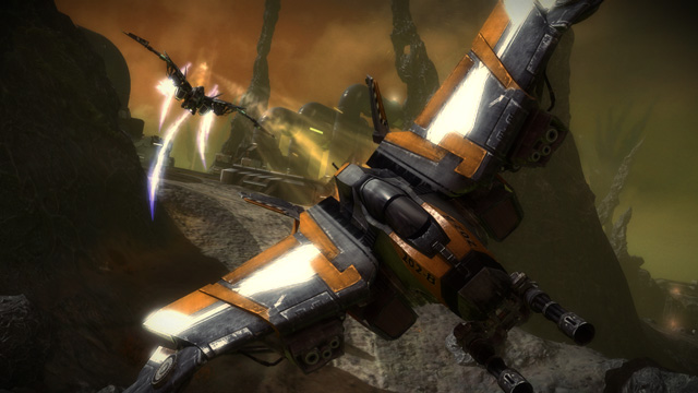 Starhawk Beta Players Will Receive a Free Gift at Launch