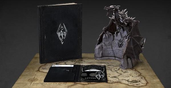 Skyrim Collectors Edition Down to $59.99