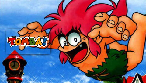 Tomba Coming to PlayStation Network this Summer