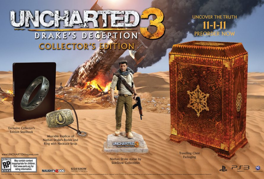 Select Sony Collector's Editions Get Huge Discount At Sony Store