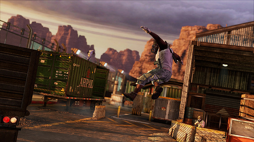 Uncharted 3 Tournament Rewards Footage