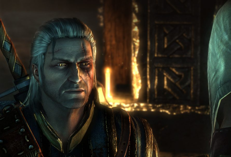 """The Witcher: Rise of the White Wolf Console Listing """"A Mistake"""" Says CD Projekt Red"""