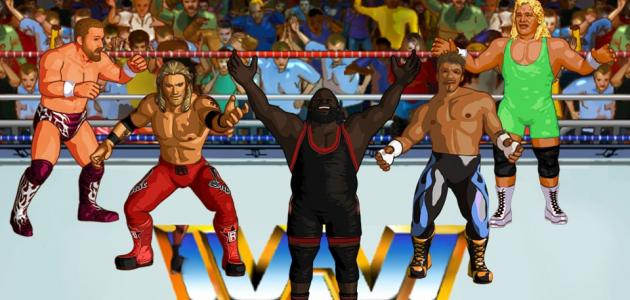 """""""Champions Pack"""" Is New WWE WrestleFest DLC"""