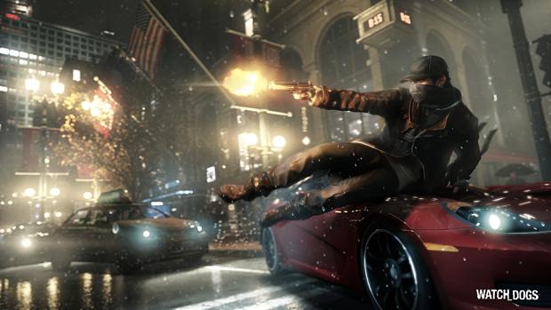 Ubisoft Set To Take 2013 By Storm