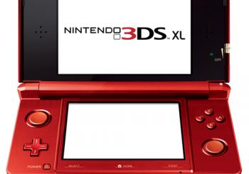 Nintendo 3DS XL Comparison Video