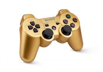 Metallic Gold Dualshock 3 PS3 Controller Coming This Fall