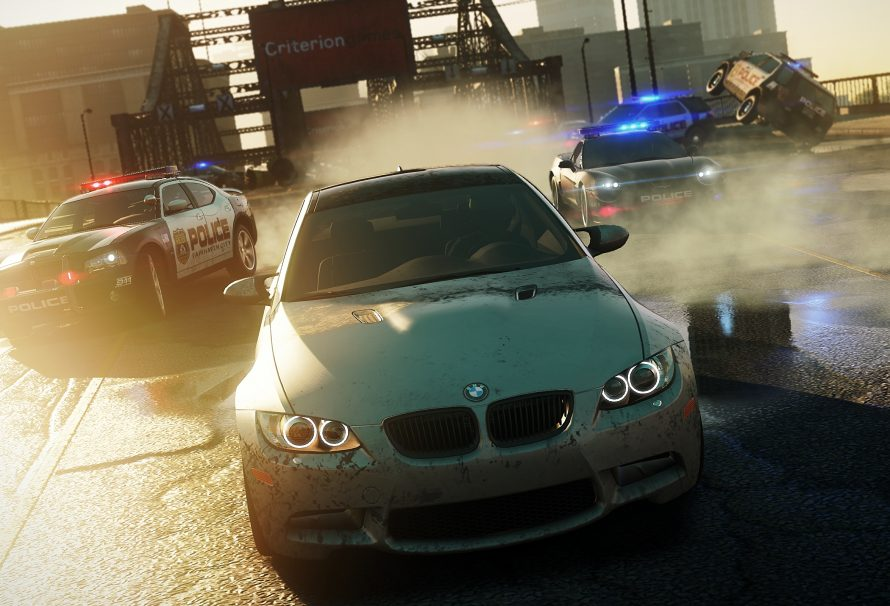 E3 2012: Need For Speed Most Wanted Coming This October