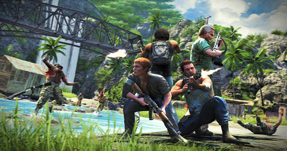 E3 2012: Far Cry 3 Co-Op Hands-On