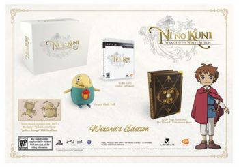 Ni no Kuni: Wrath of the White Witch Wizards Edition Announced