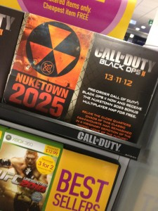 Double XP Offer Added to Black Ops 2 Nuketown Pre-Order