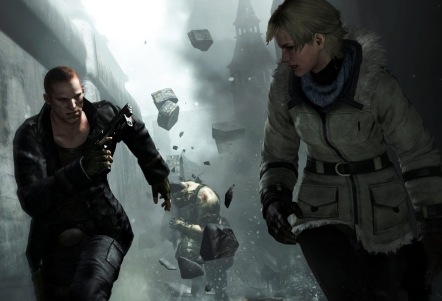 Resident Evil 6 gets new multiplayer modes today on the Xbox 360