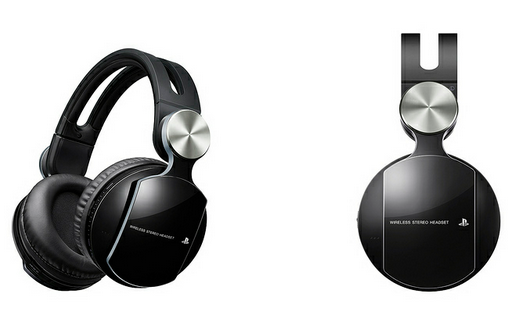 PS3 Pulse Wireless Headset 'Elite Edition' Hitting Stores This Fall
