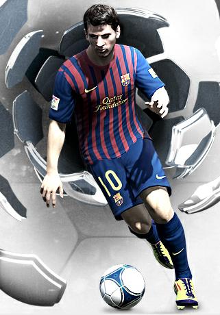 E3 2012: FIFA 13 New Information